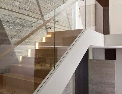 ultra modern style staircase