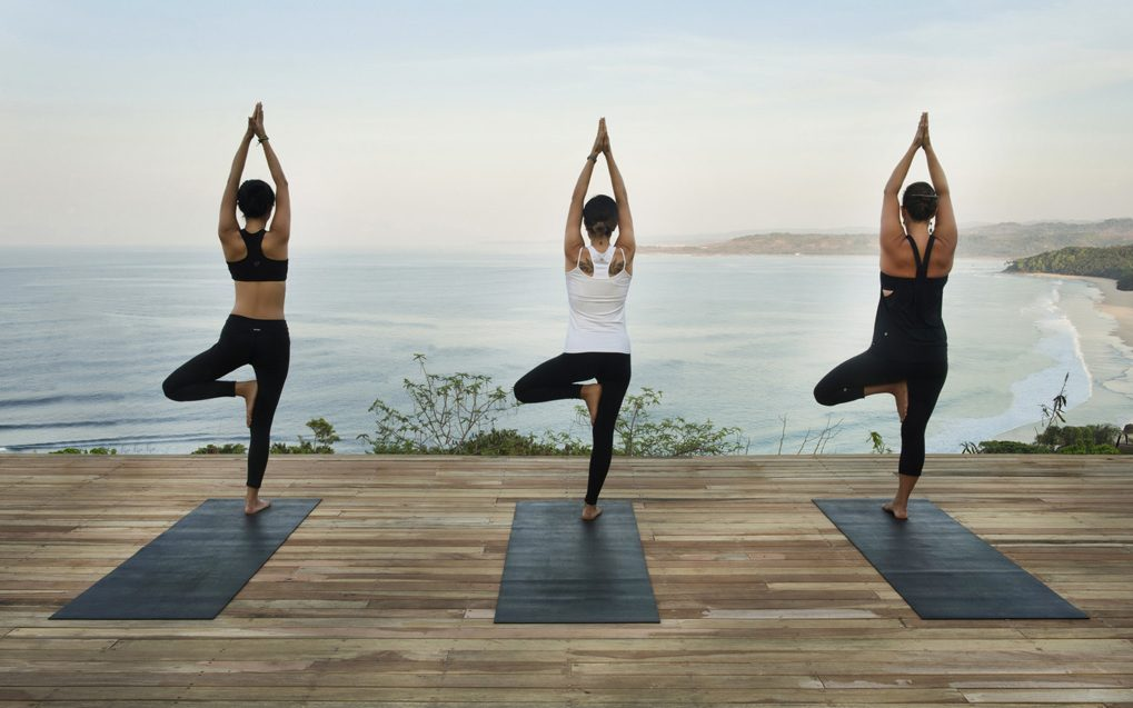 perfect yoga retreat